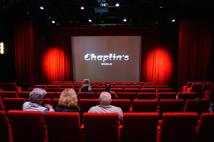 Фото №4 - Премьеры швейцарской Ривьеры: Чаплин, Олимпиада и Средневековье