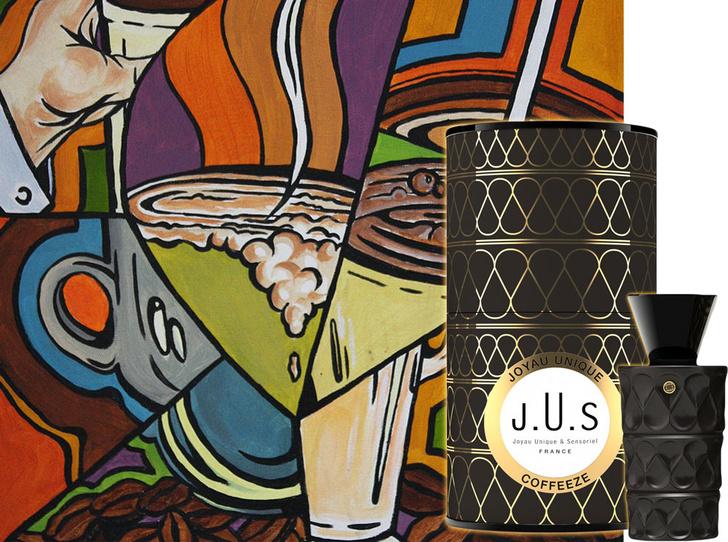 Фото №1 - Аромат дня: Coffeeze от J.U.S