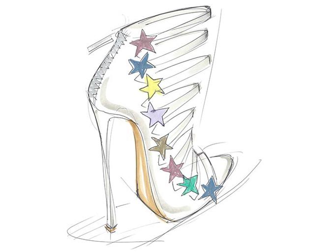 Фото №3 - Кэти Перри выпустит «доступную» коллекцию обуви