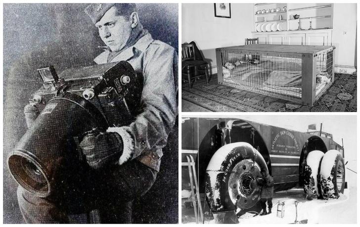 Фото №1 - 8 гениальных изобретений своего времени, которые сейчас выглядят нелепо