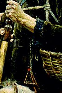 Фото №8 - 16 символов, зашифрованных в картине «Боярыня Морозова»