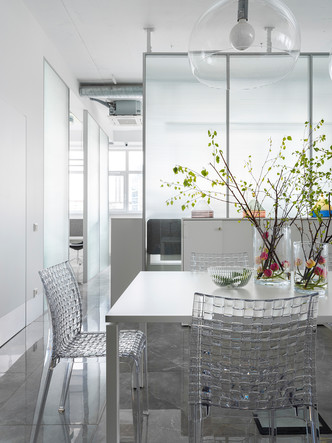 Фото №7 - Белое золото: офис в Перми