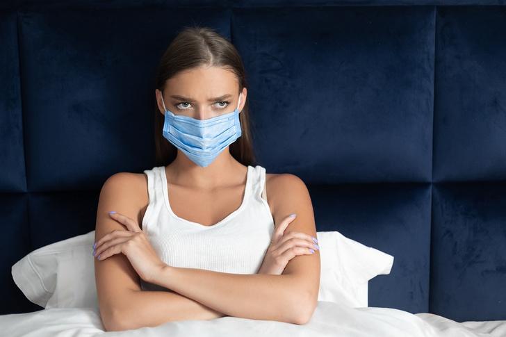 Фото №1 - Россиянка повторно заразилась коронавирусом