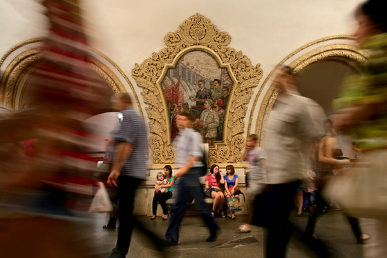 Фото №17 - Другая Москва: столица в иностранных путеводителях
