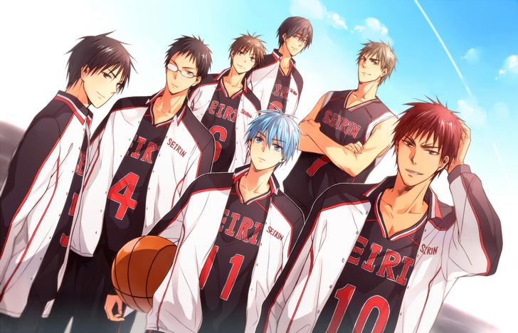 Фото №6 - Топ-10 аниме про спорт 🤾♂️