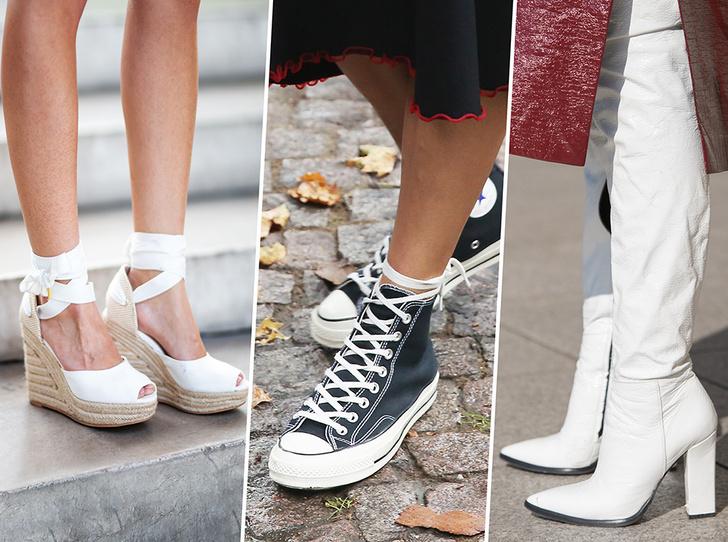 Фото №1 - Стратегический набор: 19 пар обуви, которые никогда не выходят из моды