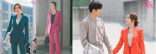 Фото №1 - Что так с секретарем Ким: 7 хитрых приемов классического стиля от Пак Мин Ён