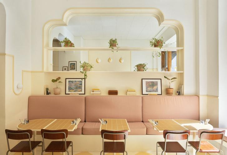 Фото №1 - Кафе в стиле ретро в Стокгольме