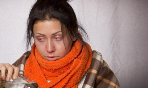 Фото №1 - В России за неделю выросла заболеваемость гриппом и ОРВИ. В 12 регионах превышен недельный эпидпорог