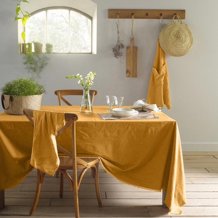 Фото №5 - Модные скатерти для летнего стола