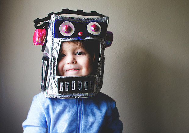 Фото №1 - Анализ рисунка: роботы атакуют!