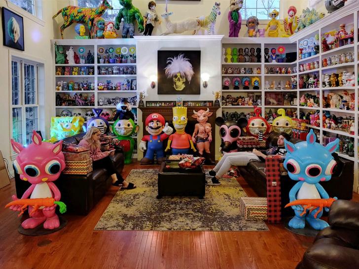 Фото №7 - Игры для взрослых: коллекционные игрушки