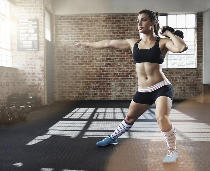 Фото №1 - Физические упражнения повышают фертильность женщины