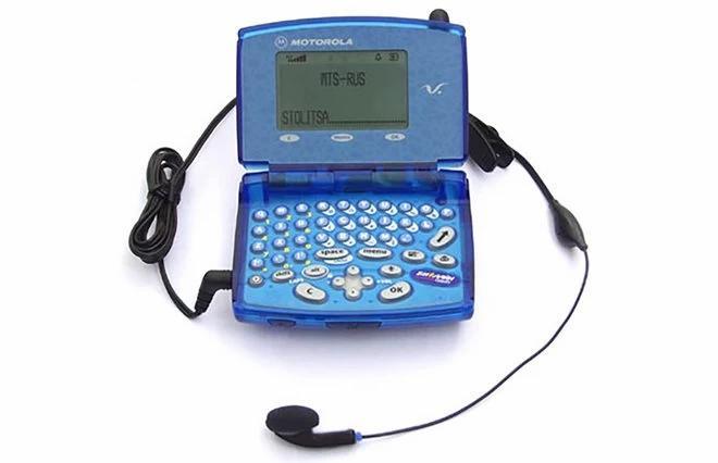 Фото №5 - Самые странные телефоны из прошлого, которые на фоне современных смартфонов выглядят внезапно футуристично