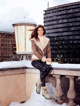 Фото №2 - К холодам готовы: лукбук Deichmann
