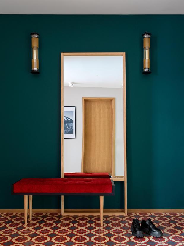 Фото №6 - Квартира 93 м² с видом на Казанский Кремль