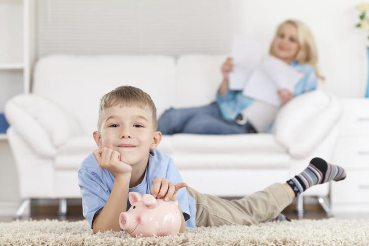 Фото №2 - Когда и как выдавать карманные деньги для ребенка