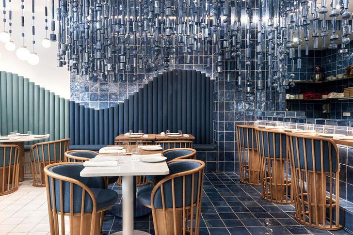 Фото №10 - Эклектичный ресторан La Sastrería в Валенсии