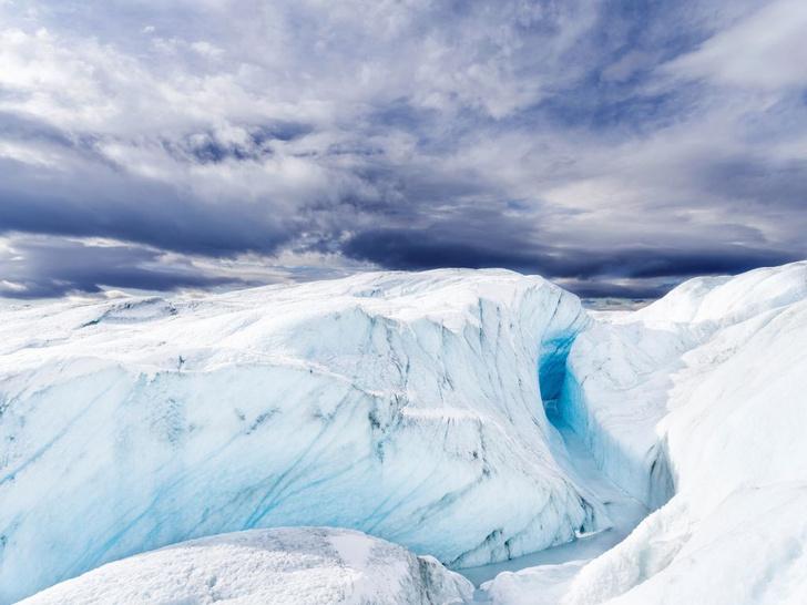 Фото №1 - Что гренландские ледники могут рассказать о Римской империи