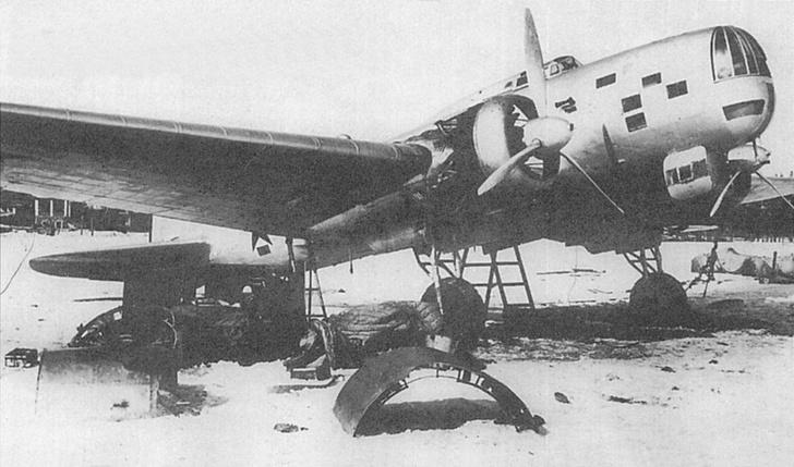 Фото №4 - Будни дальнобойщика: Ил-4, который первым бомбил Берлин