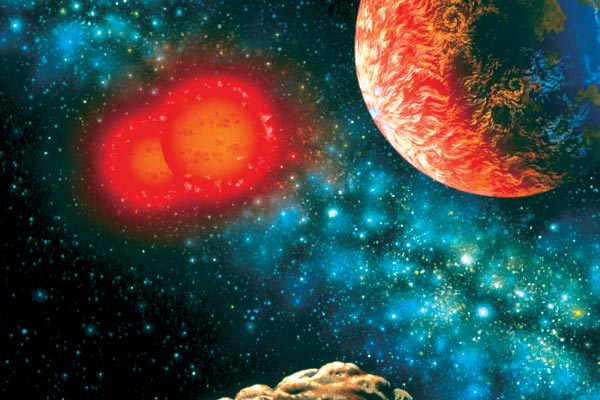 Фото №1 - Карлики звездного мира