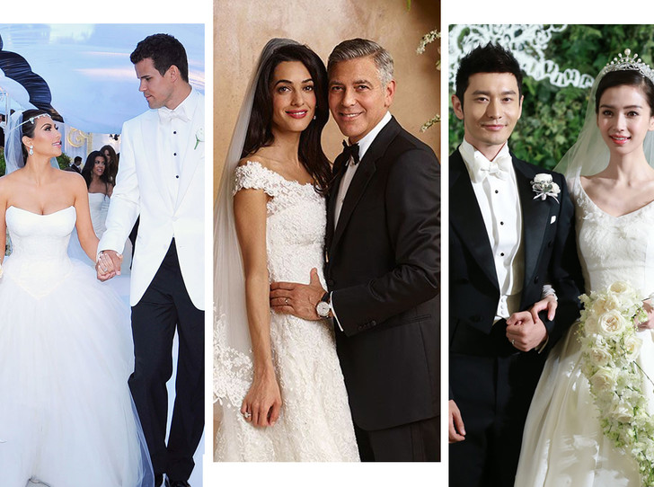 Фото №1 - Все деньги мира: 12 самых роскошных и дорогих свадеб нашего времени