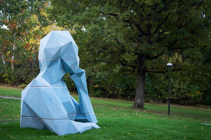 Фото №5 - Гигантские скульптуры в парках Стокгольма