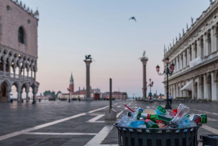 Фото №1 - Власти Венеции начали борьбу с фастфудом