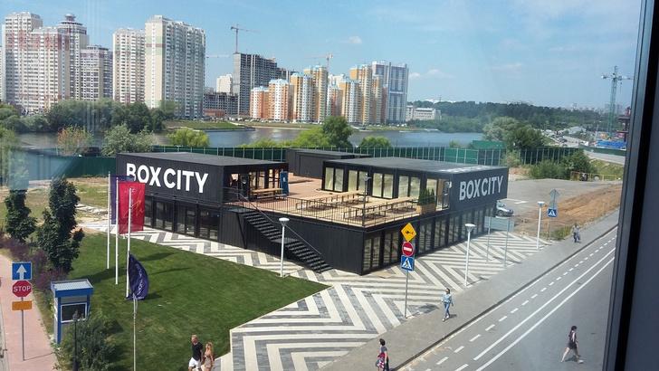 Фото №1 - CONVERSE pop-up store открылся на территории BOXCITY