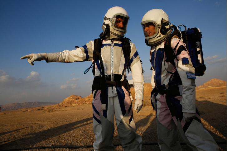 Фото №1 - Какие качества необходимы астронавтам для миссии на Марс