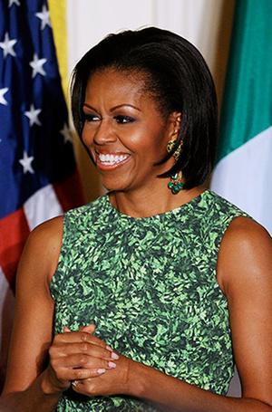 Фото №16 - От Жаклин Кеннеди до Мишель Обамы: 6 Первых леди США ирландского происхождения