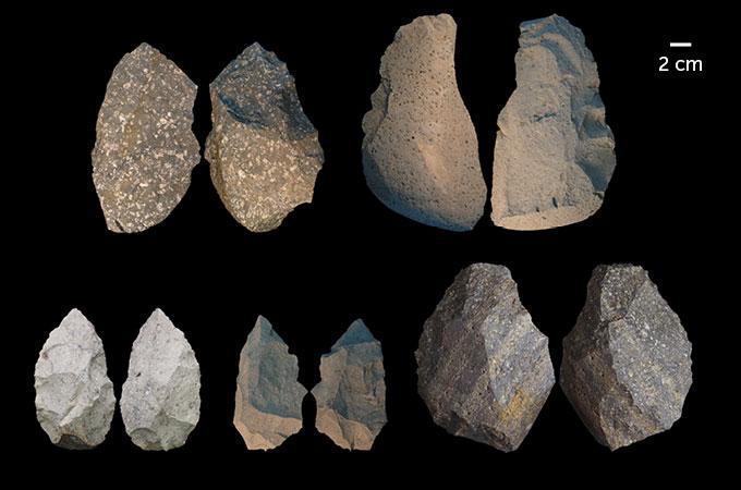 Фото №1 - В Эфиопии нашли древнейшие каменные орудия труда
