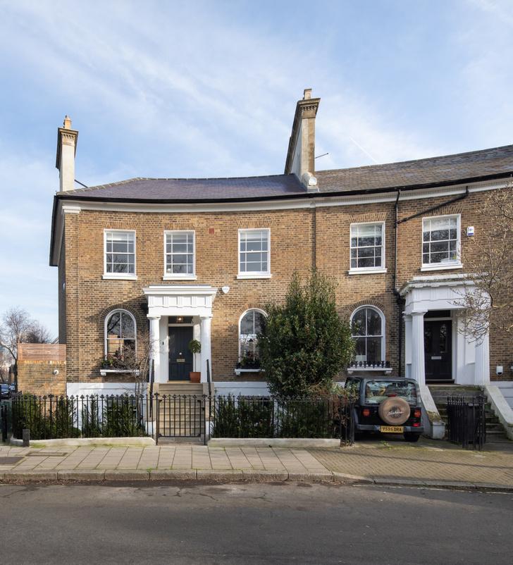 Фото №14 - Квартира в историческом здании в Лондоне