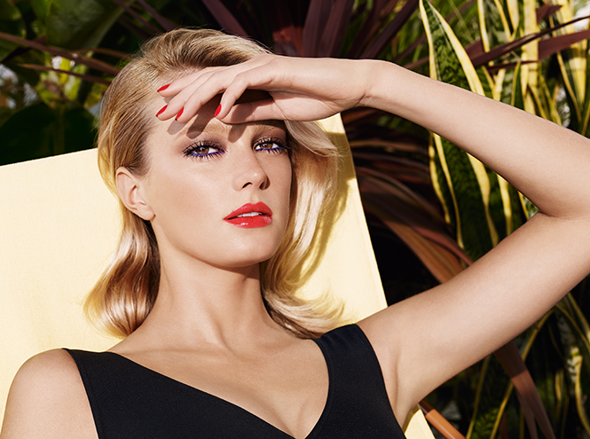 Фото №1 - Коллекция макияжа Chanel Collection Mediterranee