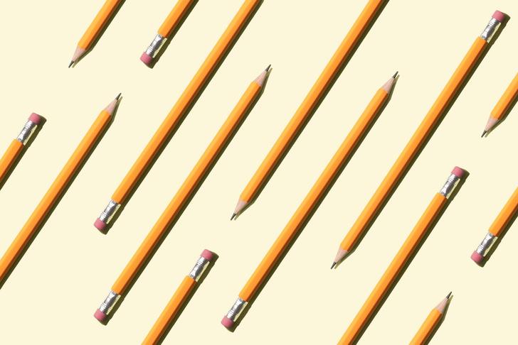 Фото №1 - Можно ли написать книгу одним карандашом?