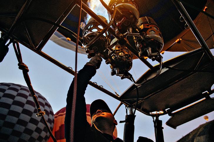 Фото №6 - Заклинатели ветров: интервью с пилотом воздушного шара