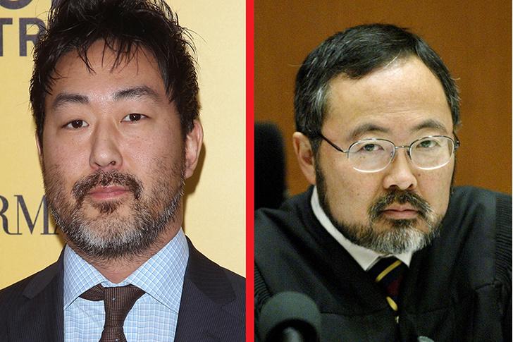 Кеннет Чой (Судья Лэнс Ито)