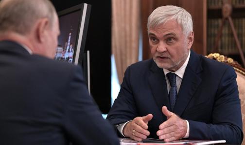 Фото №1 - Власть меняется: Владимир Уйба покинул ФМБА и стал заместителем Мурашко