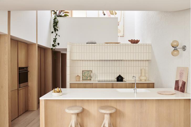 Фото №5 - Дом в пастельных тонах в Мельбурне