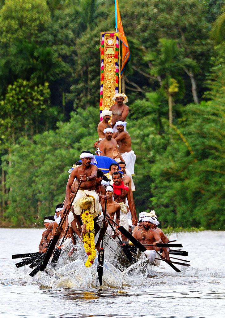 Фото №1 - Свистать всех наверх: необычные традиции Индии, Таиланда и Вьетнама