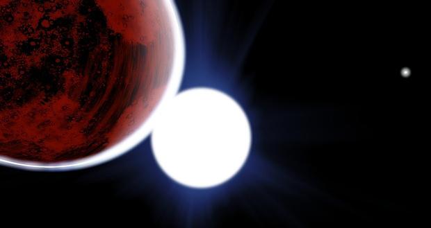 Фото №5 - Фантастам и не снилось: 6 самых невероятных планет во Вселенной