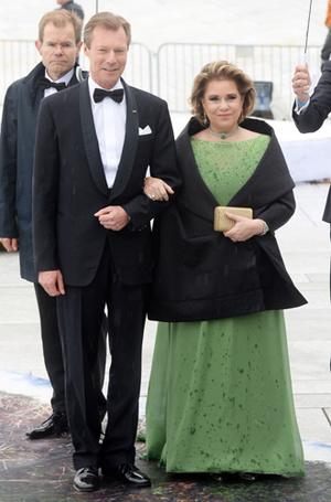 Фото №35 - Забавы королевского двора: самые интересные моменты юбилея Харальда и Сони