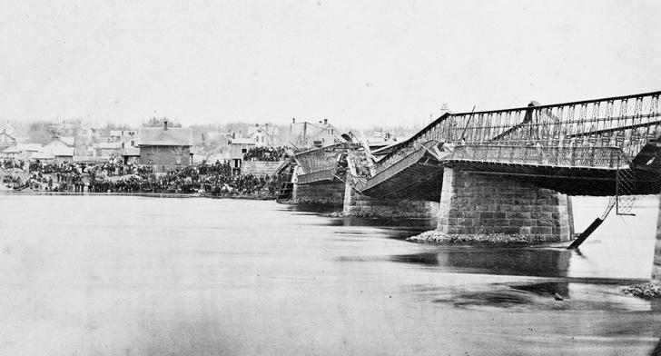 Фото №3 - Почему разрушаются мосты: 5 причин и примеров