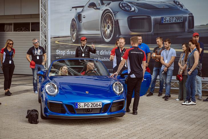 Фото №4 - Вирус Porsche: как прокатиться на всех моделях автомобильного бренда за один день