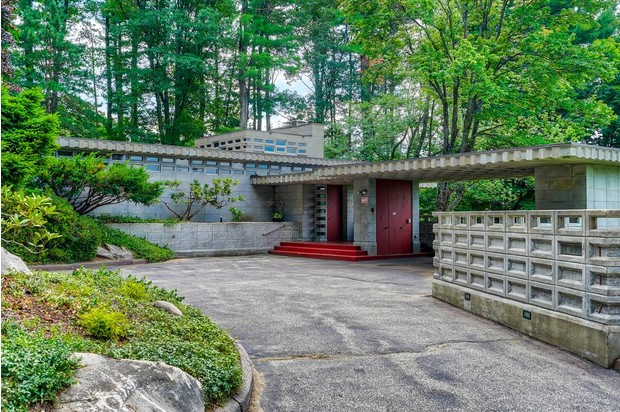 Фото №12 - Kalil House: самый неизвестный дом Фрэнка Ллойда Райта
