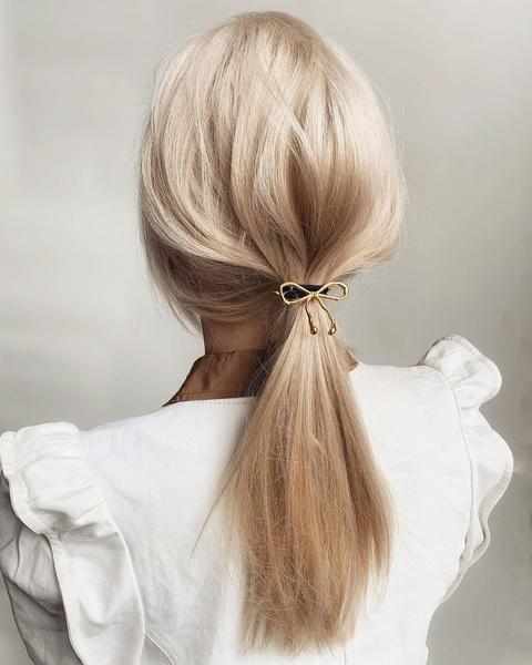 Фото №1 - Бьюти-хак: как поддерживать блонд, чтобы волосы выглядели классно