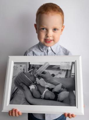 Фото №13 - Прирожденные бойцы: 14 историй детей, родившихся раньше срока