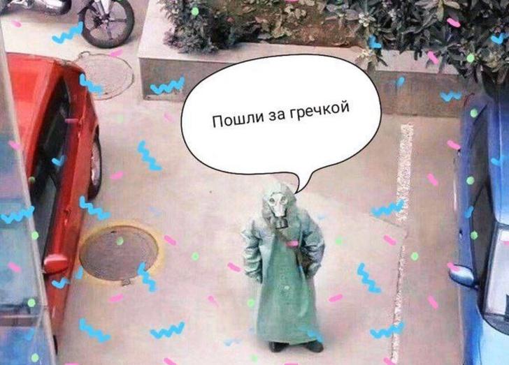Фото №1 - Вторая порция шуток про карантин и работу на удаленке