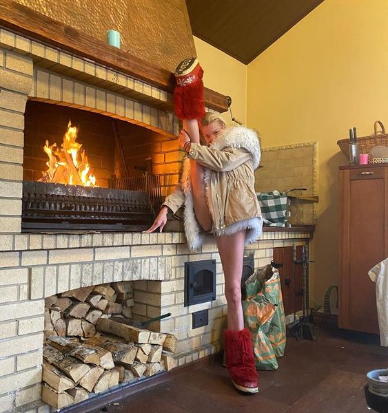 Фото №3 - Волочкова показала, как выглядят ее похудевшие ноги без фотошопа