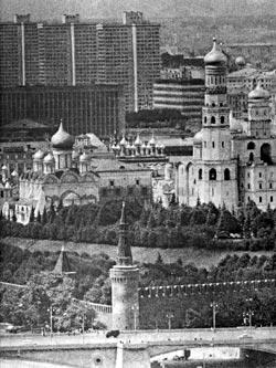 Фото №1 - Город москвичей
